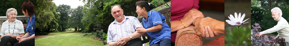 Harpwood Residential Care Home - Visiting Harpwood - Banner